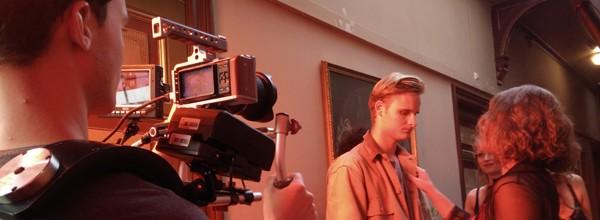 Opnames nieuwe korte fictiefilm afgerond