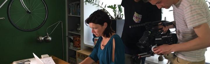 KORTE FILM OVER DE EK ATLETIEK MEDAILLES IN DE MAAK