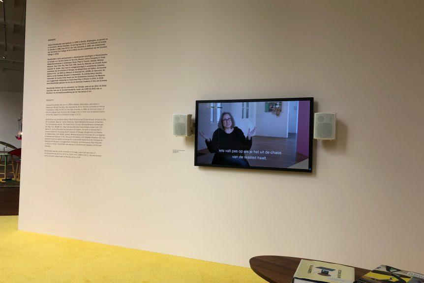 Films vertoond in het Centraal Museum
